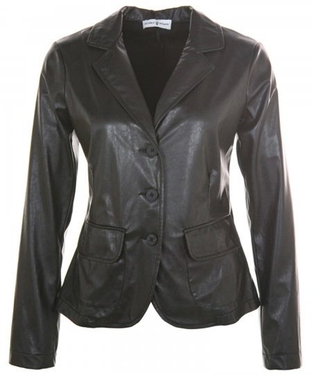 Jacket Maddy Vegan Leather von Funky Staff