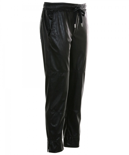 Hose Okka Vegan Leather von Funky Staff