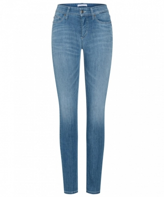Jeans Parla von Cambio in denim-blue