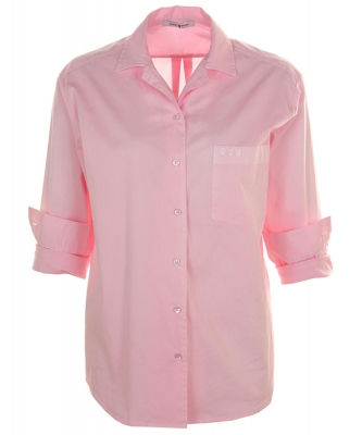 Bluse Lillian in rosé von Funky Staff